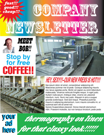 Who Cares About Newsletter Design? | Print Strategist: Marketing ...